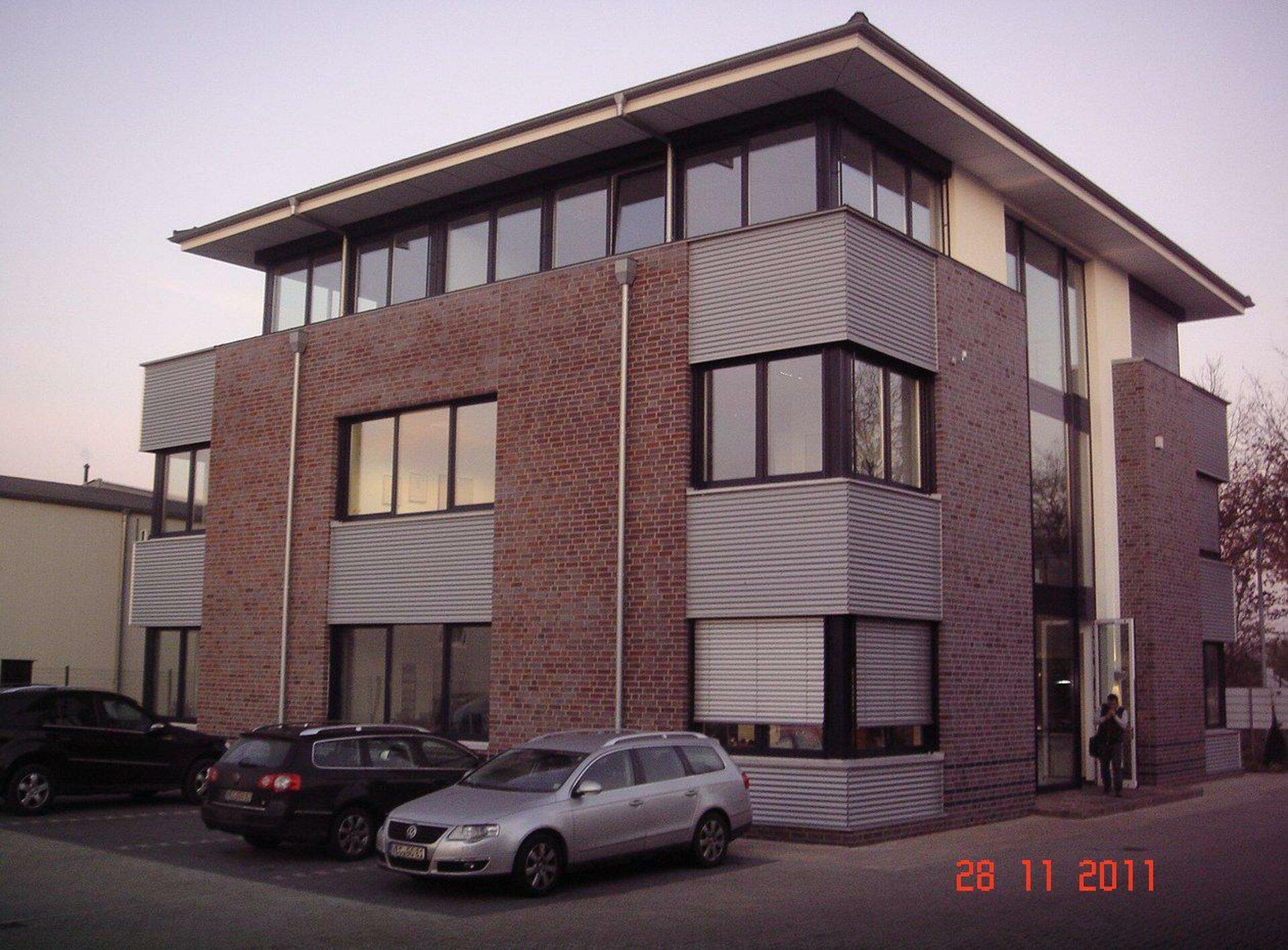 Architektur und planung haves gewerbebau industriebau hallenbau